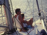 Relax sulla barca