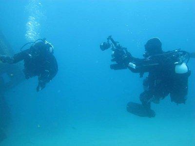 Dive Center Blu