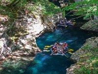 Soft rafting
