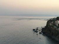 Panorama of the sea