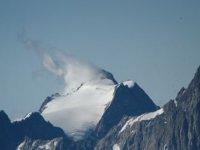 Il ghiacciaio de Les 2 Alpes
