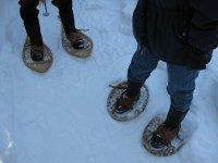 Strumenti perfetti per camminare sulla neve