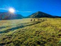 cavalcata in Piemonte