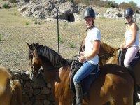 Equitazione!