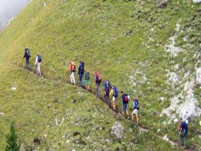 Guide Alagna  Trekking