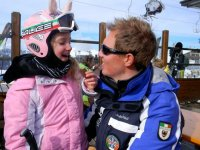 Ski courses for children