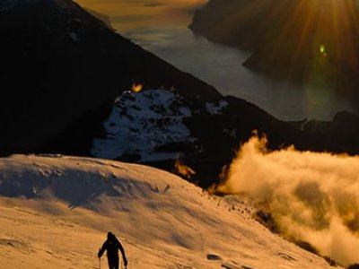 Arco Mountain Guide Snowboard