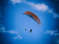 Volando ne cielo