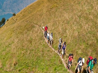 Arco Mountain Guide