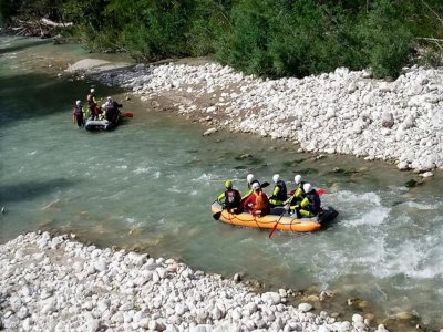 Abruzzo Adventures rafting
