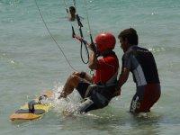 Kitesurfing courses in Gallipoli