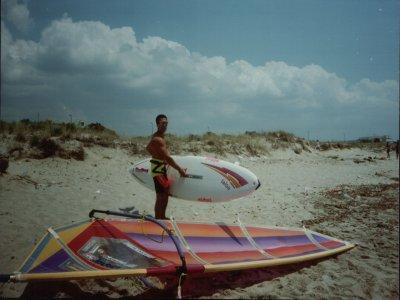 Salento Coast Ovest Windsurf