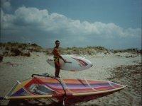 Gallipoli windsurfing courses