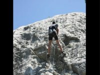 Sport climbing courses and multi-activity proposals