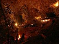 Suggestioni in grotta