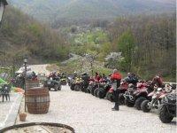 Escursioni in quad Benvento