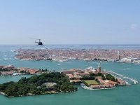 Sorvolando Venezia