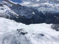 Sorvolando i monti
