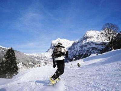 Cai Inzago Snowboard