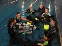 2 Star Diving Course in Fiumicino