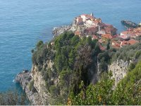 The tellaro from the top