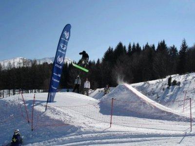 Sci Club Cippo 15 Snowboard
