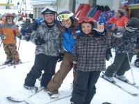 Maestri di snowboard