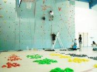 Palestra per climbing indoor