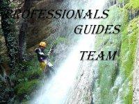 Professionals Guides Team Arrampicata