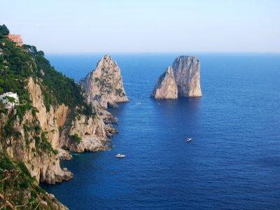 Capri on board Escursione in Barca