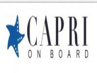 Capri on board Volo Elicottero