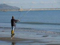 Pescare al mare e il piu rilassante