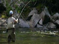 Pronti per iniziare la pesca