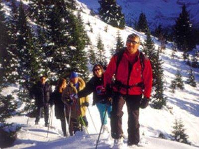 Guide Alpine Madonna di Campiglio Ciaspole