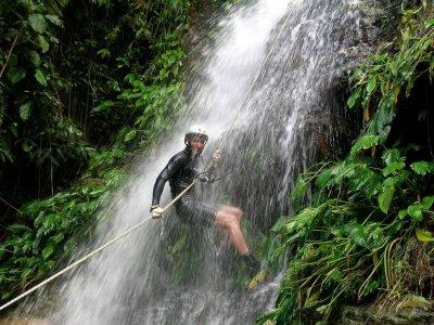 Extreme Adventure Canyoning