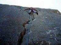 What climbing