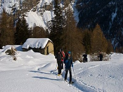 Trekking VdA Ciaspole