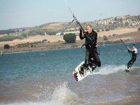 Volare sopra l acqua