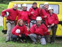 Team di Eurorafting