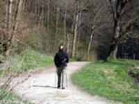 Nordic walking a contatto con la natura