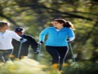Nordic walking with Eurorafting