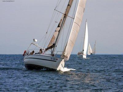 Weekend regata vela+corso spi 27/28 ottobre