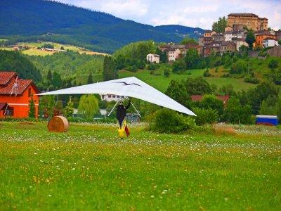 Base Cumulo Club Volo Libero Deltaplano