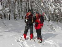 Escursionismo invernale