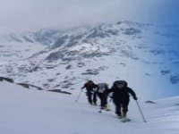 Ski mountaineering and off-piste skiing