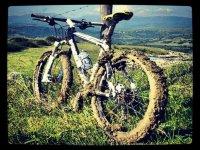 Mountain biking in Basilicata