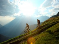 Viaggi in mountain bike