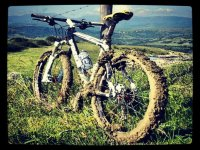 mountain bike basilicata