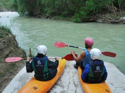 Abruzzo Rafting Kayak