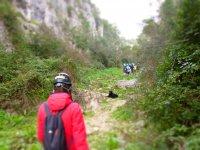 Escursione di canyoning